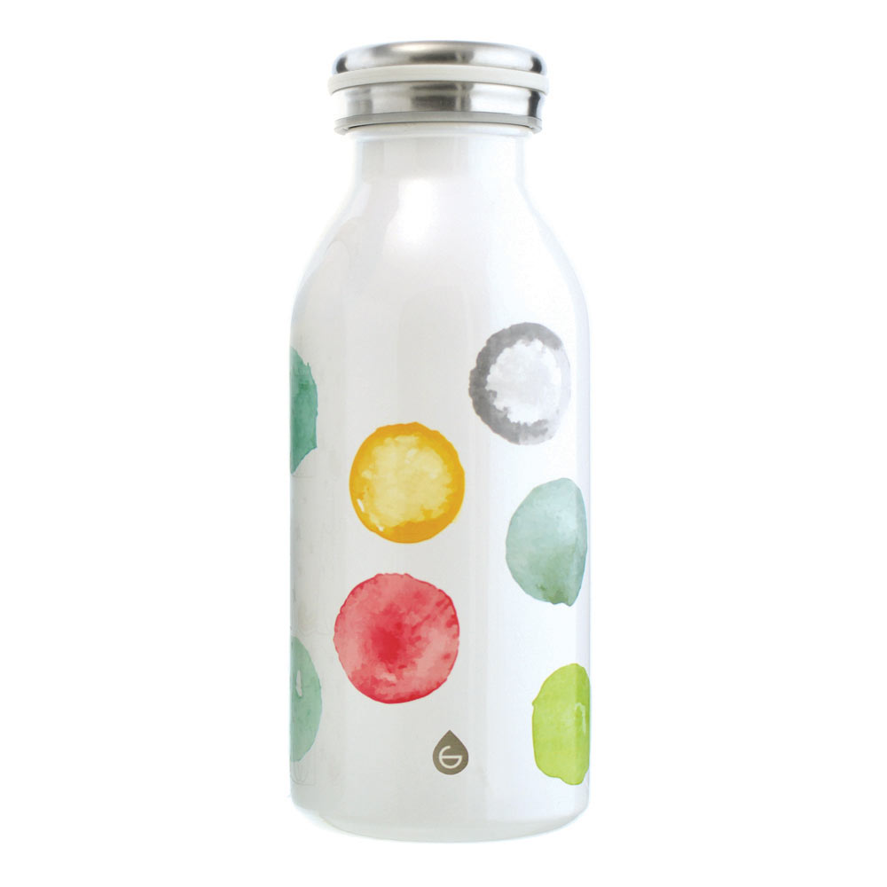 Water Bottle: BOP! CIRCLE 350 ml/11.8 fl. oz - Pack of 4