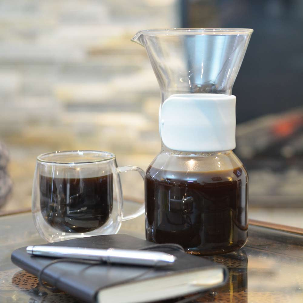 wholesale coffee maker pour over coffee maker grosche quality premium