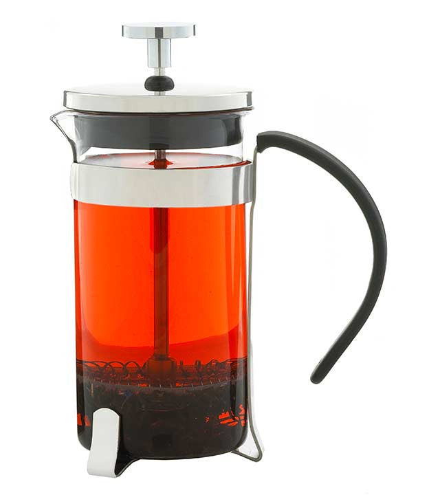 French Press: GROSCHE York - 350ml/11.8 fl. oz/3 cup - Package of 4