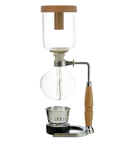 Syphon Coffee Maker: GROSCHE Heisenberg - 700ml/13.5 fl. oz - Package of 2