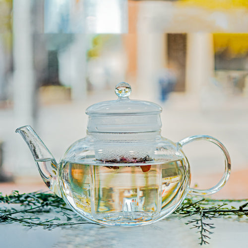 Infuser Teapot: GROSCHE Monaco - 1250ml/42 fl. oz - Package of 2