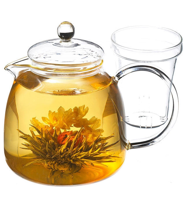 Infuser Teapot: GROSCHE Munich - 1250ml/42 fl. oz - Package of 2