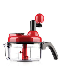 Food Processor: ZWEISSEN Quick Chop/Salsa Maker, 1000ml/34 oz - Package of 4