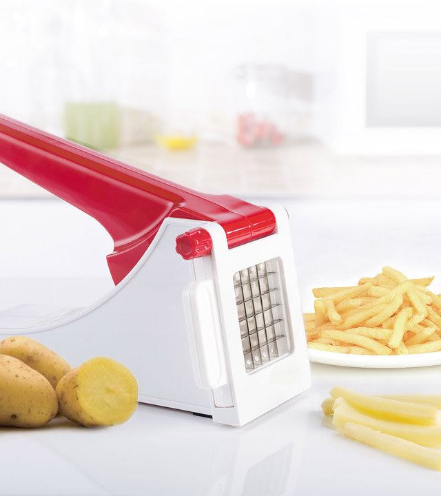 Kitchenware: ZWEISSEN Potato and French Fry Cutter - Package of 4