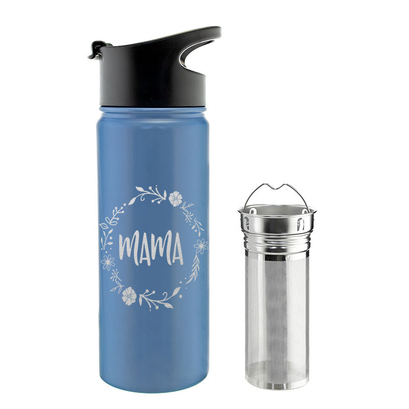 CHICAGO STEEL 16 fl. oz - Mama (Custom Laser Etched) - Pack of 4