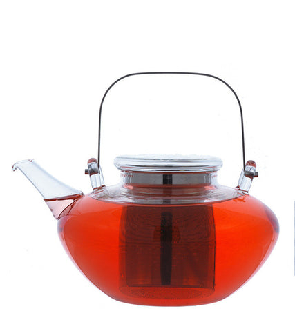 Infuser Teapot: GROSCHE Tuscany - 1250ml/42 fl. oz - Package of 4