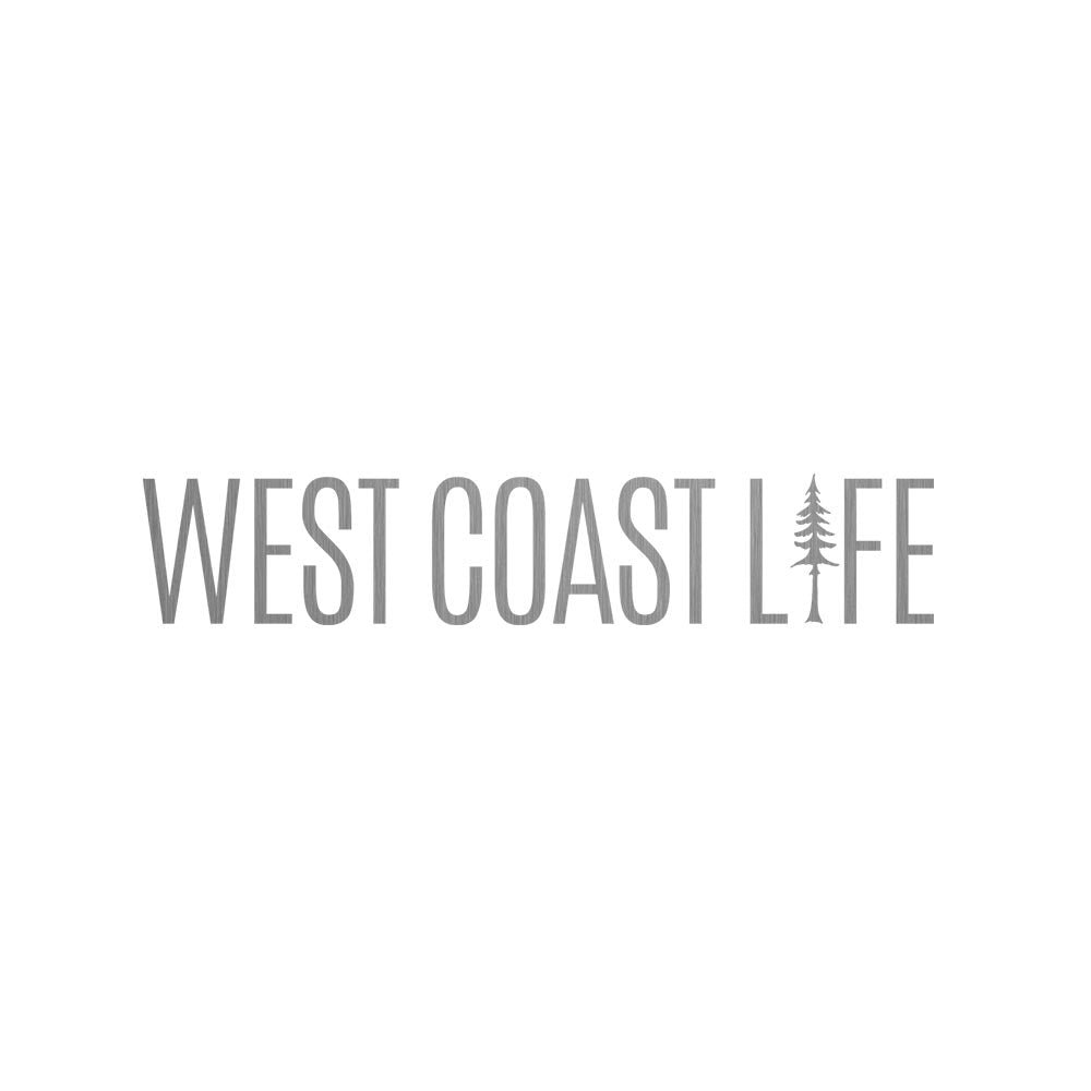 CHICAGO STEEL 16 fl. oz - West Coast Life (Custom Laser Etched) - Pack of 4