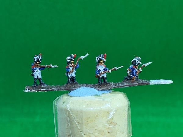 French Old Guard Grenadier Skirmishers