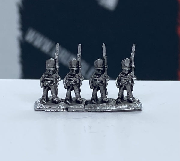 Prussian Line battalions. 96, 6mm miniatures.