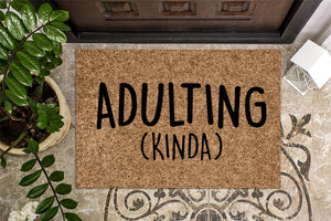 Adulting (Kinda)