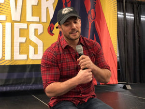 Private Q&A Video with Henry Cavill from ACE Comic Con 2017