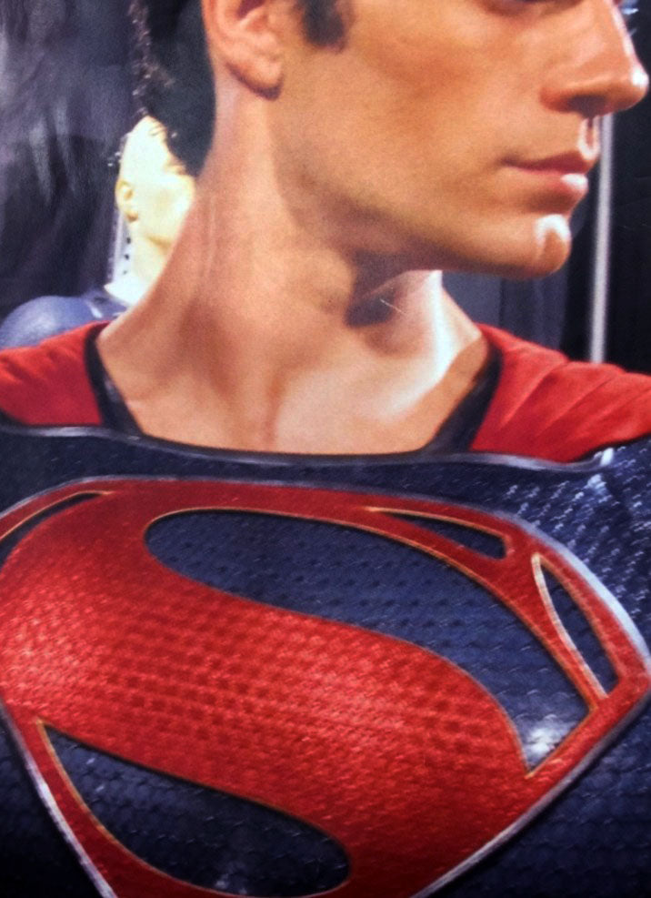 Man of Steel Leaked Test Costume Photos