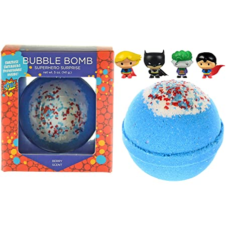 Super hero surprise bath bomb