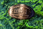 Metropolis Illinois Super Museum Elongated Smashed Penny