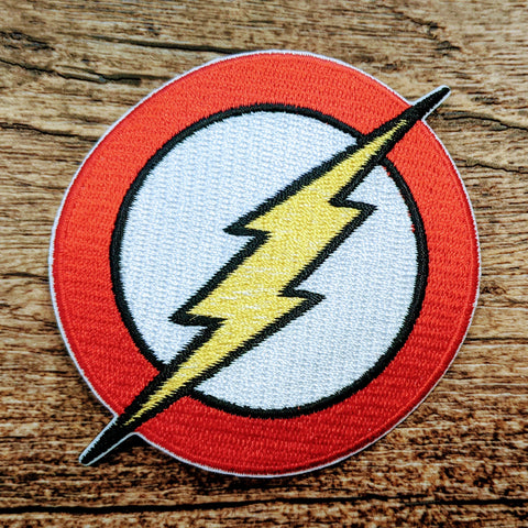 Flash Logo Patch