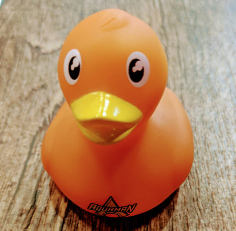 DC Comics Aquaman Rubber Duck