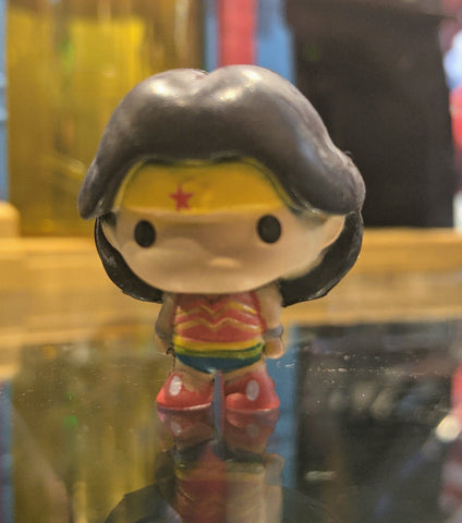 Wonder Woman DC Comics Chibi Minifigure