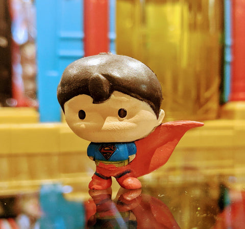 Superman DC Comics Chibi Minifigure