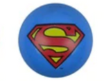Superman Bouncey Ball 55mm
