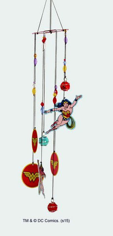 Wonder Woman DELUX Wind Chime