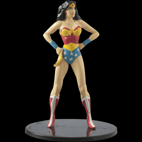 Wonder Woman 4-inch PVC Figurine