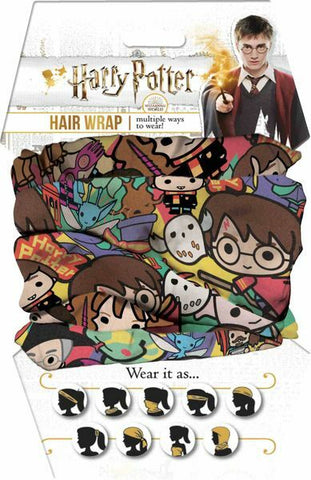 Harry Potter Face Wrap Mask Bandana cover