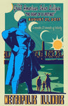 "Metropolis Illinois ""The Great American Solar Eclipse"" 11X17 High Gloss Poster"