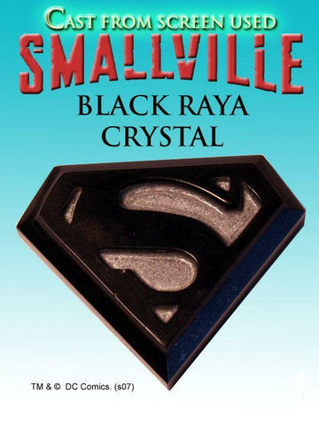 Smallville Black Raya Crystal
