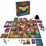"Wonder Woman ""Road Trip"" Board Game"