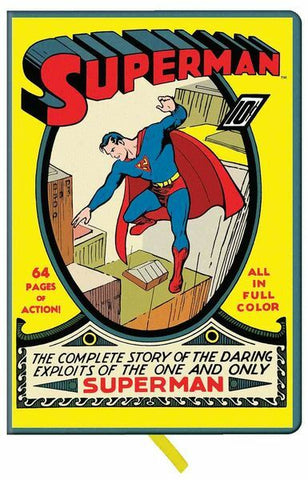 Superman no 1 Hardcover Jornal