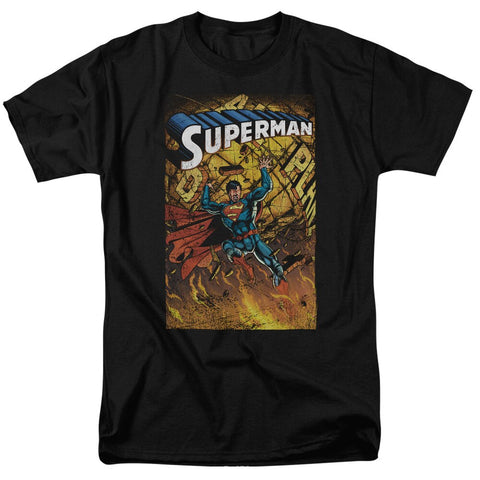 "Superman ""Action One"" T Shirt"