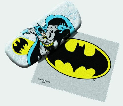 Batman Eye Glasses Case