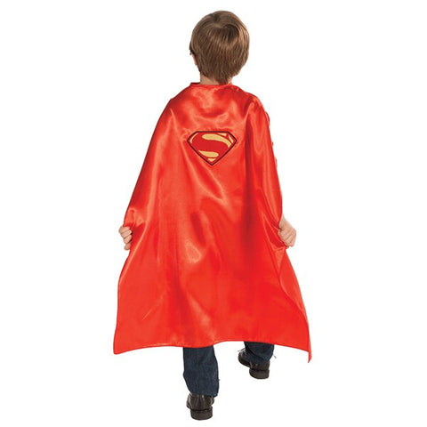 Child's Size Superman Cape