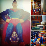 Supergirl TV Series Supergirl Standee