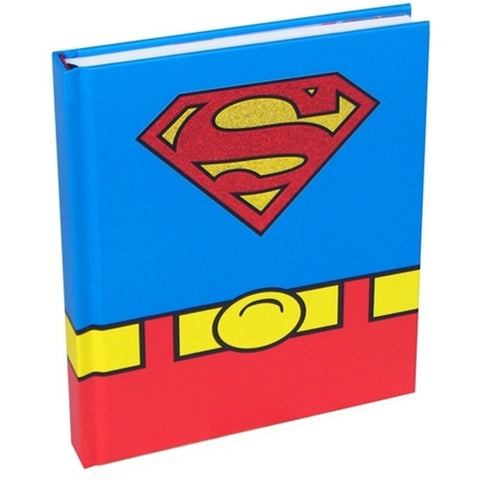Superman Logo Hard Cover Journal Note Book