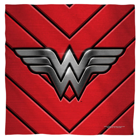 Wonder Woman Emblem 22X22 Bandana