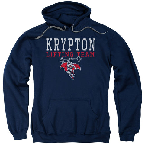 "Henry Cavill Superman ""Krypton Lifting Team"" ADULT PULL-OVER HOODIE Sweat Shirt AS SEEN ON INSTAGRAM"