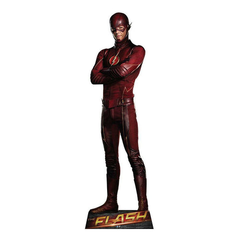 The Flash TV Series Standee