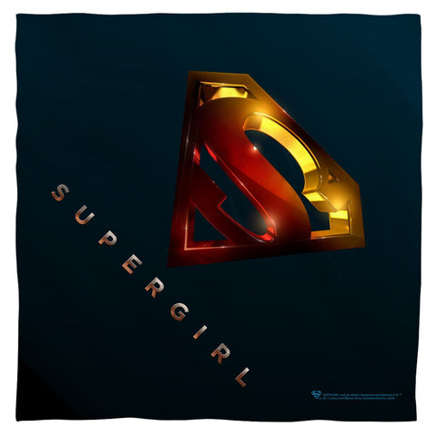 "SUPERGIRL ""TV Show Logo"" Bandana"