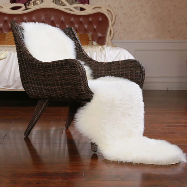 Nordic Faux Sheepskin Throw™