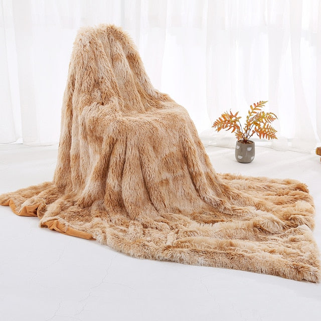 Heavenly Faux Blanket Throw™