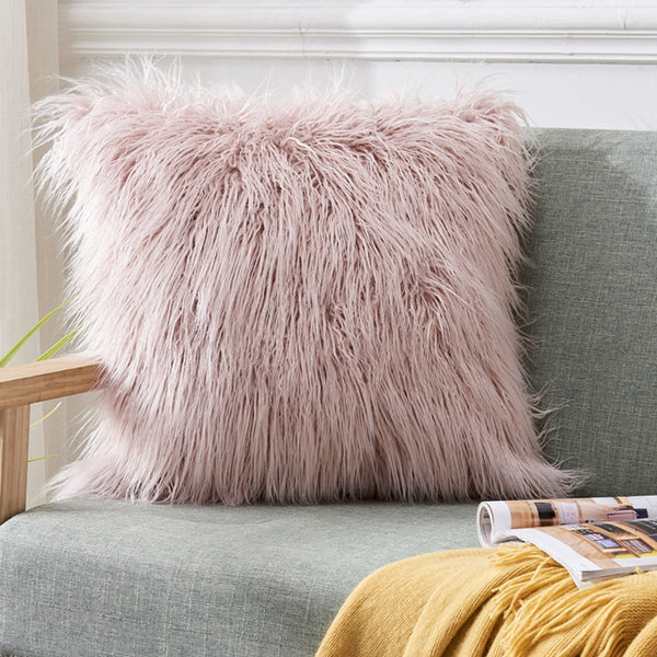 Nordic Faux Pillow Cover™