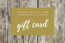Load image into Gallery viewer, Rother Valley Farm Gift Card