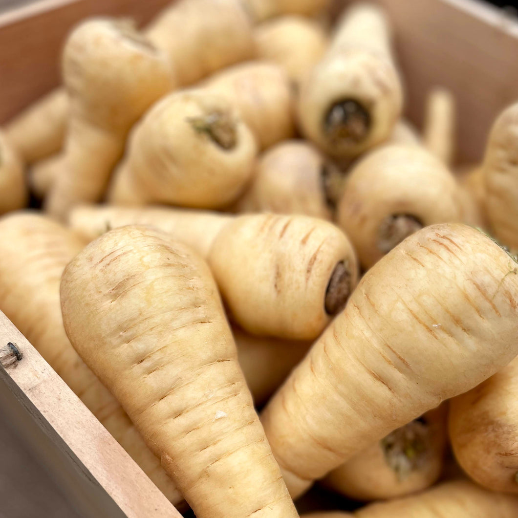 Parsnips | Per Kilo | Local Delivery and Collection only