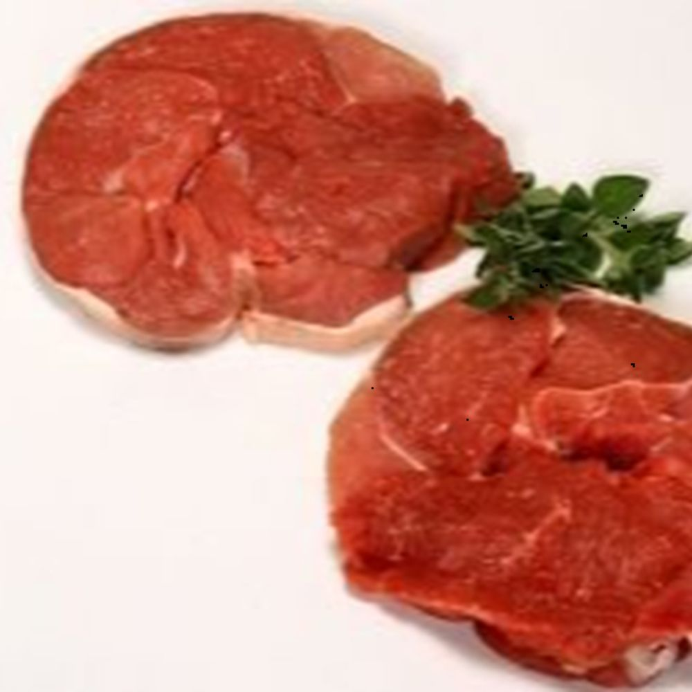 Lamb Leg Steaks