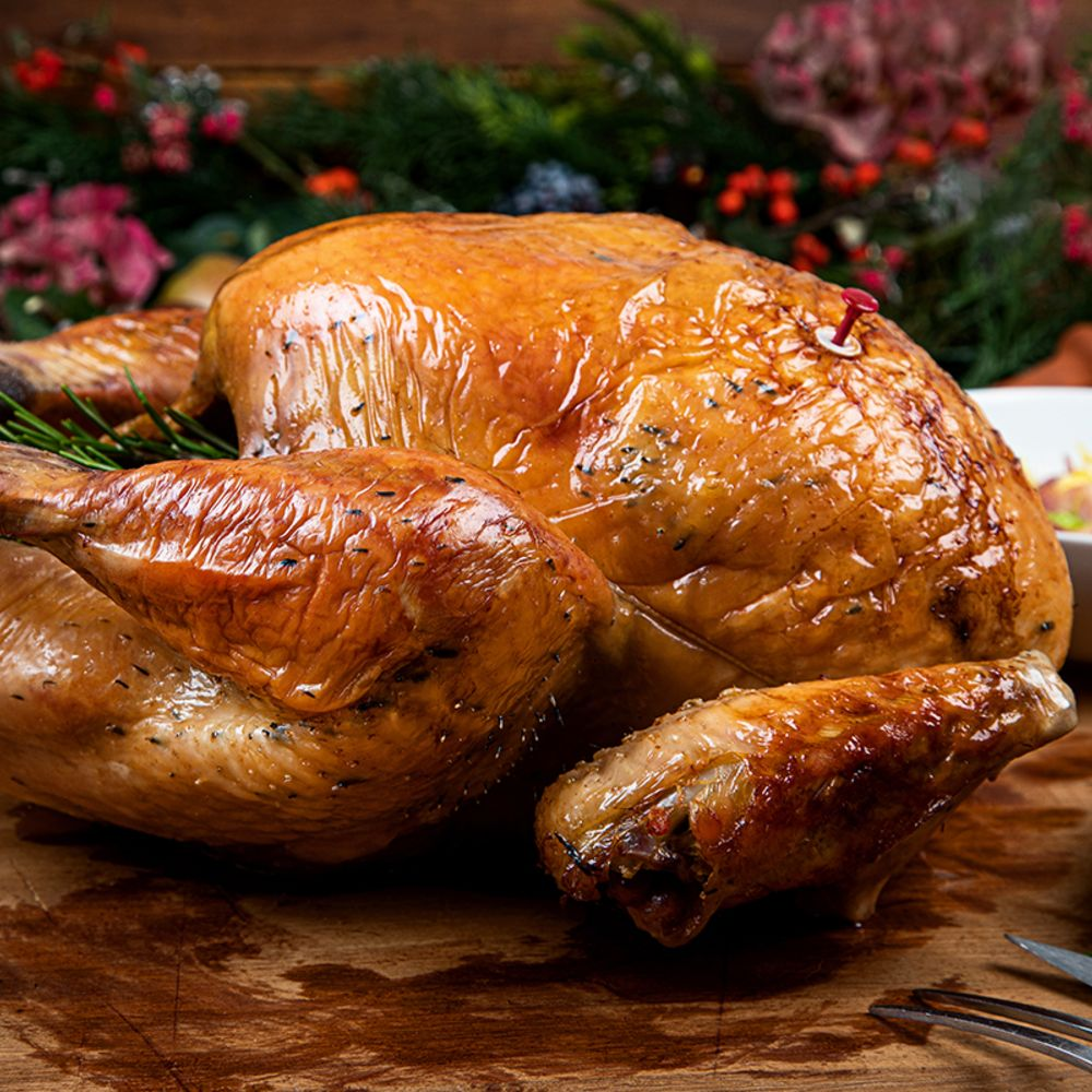 Free Range Bronze Whole Turkey