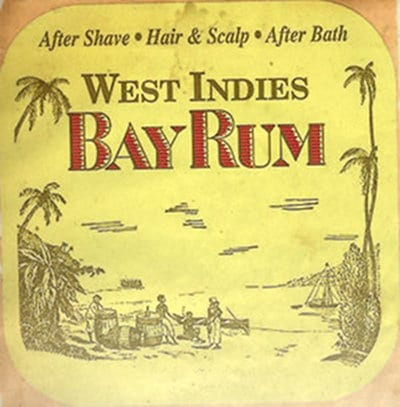 Caribbean Bay Rum: and it's stinky beginnings