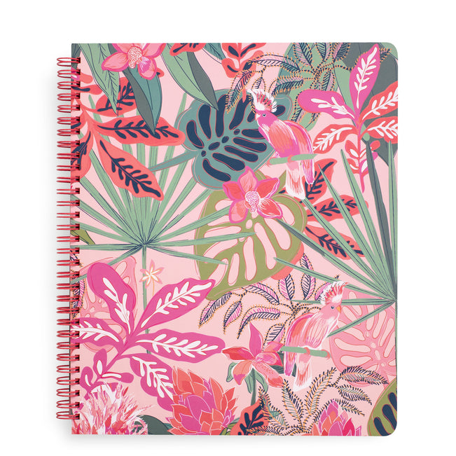 Notebook with Pocket