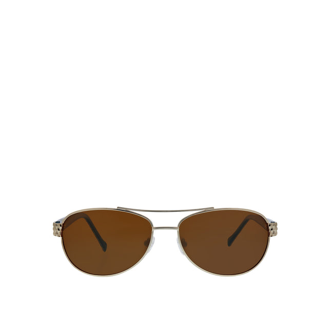 Marlene Polarized Aviator Sunglasses
