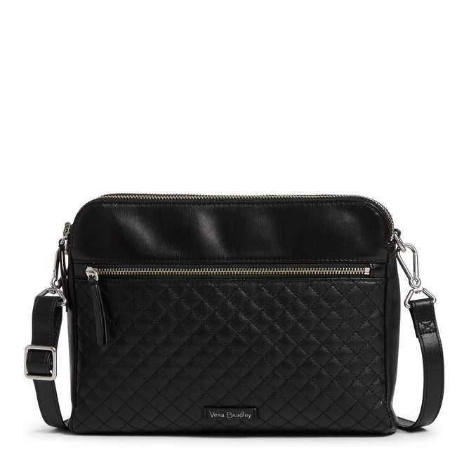Carryall Triple Compartment Crossbody